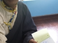 Präsident im Tibetcamp